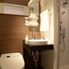 Отель the b tokyo akasaka-mitsuke 3* Улучшенный номер с различными типами кроватей фото 9