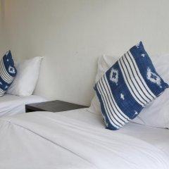 Отель The Nest Resort 3* Улучшенный номер двуспальная кровать фото 14