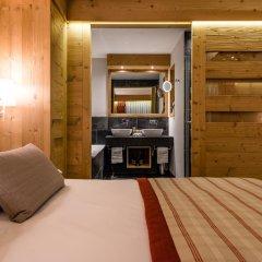 Отель Nendaz 4 Vallées & SPA 4* Стандартный номер фото 5