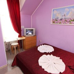 Эконом Мини - Отель Геральда Номер с различными типами кроватей (общая ванная комната) фото 6