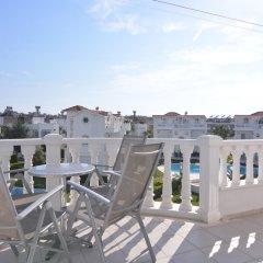 Villa Helios Турция, Белек - отзывы, цены и фото номеров - забронировать отель Villa Helios онлайн балкон