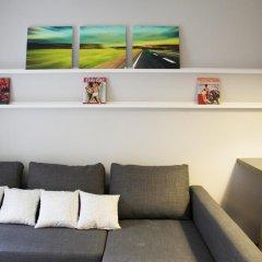 Отель Idyllic Apartment with Terrace Испания, Барселона - отзывы, цены и фото номеров - забронировать отель Idyllic Apartment with Terrace онлайн комната для гостей фото 5