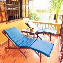 Отель Sea Star Resort 3* Улучшенное бунгало с различными типами кроватей фото 7