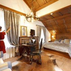 Ambra Cortina Luxury & Fashion Boutique Hotel 4* Люкс с различными типами кроватей фото 4