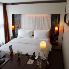 Отель Sofitel Berlin Gendarmenmarkt 5* Стандартный номер разные типы кроватей фото 2