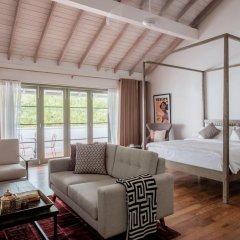 Отель Fort Bazaar 4* Стандартный номер с различными типами кроватей фото 4