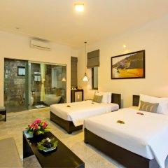 Отель Phu Thinh Boutique Resort & Spa 4* Полулюкс с 2 отдельными кроватями