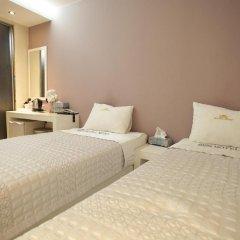 Hotel MIDO Myeongdong 2* Стандартный номер с 2 отдельными кроватями фото 5