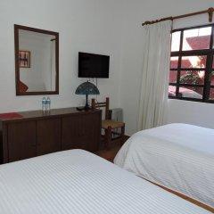Отель Casa Coyoacan Стандартный номер фото 10