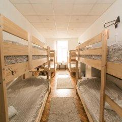 Хостел Архитектор Кровать в общем номере с двухъярусной кроватью фото 18