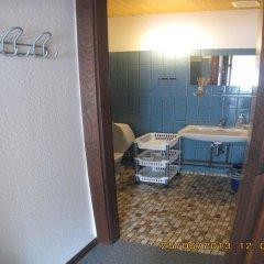 Отель Søndervig Camping & Cottages Студия с различными типами кроватей фото 11