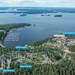 Отель Imatra Spa Sport Camp Финляндия, Иматра - 6 отзывов об отеле, цены и фото номеров - забронировать отель Imatra Spa Sport Camp онлайн пляж фото 2