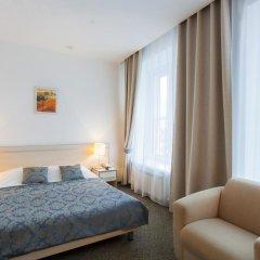 Гостиница Визави 3* Стандартный номер двуспальная кровать фото 6