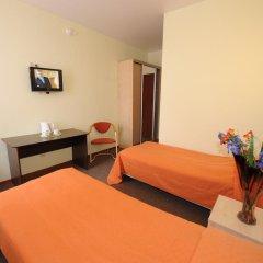 Гостиница Ирис 3* Стандартный номер разные типы кроватей фото 26