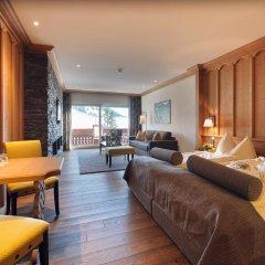 ERMITAGE Wellness- & Spa-Hotel 5* Люкс с различными типами кроватей фото 11