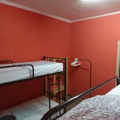 Хостел Кутузова 30 Кровать в общем номере с двухъярусной кроватью фото 5