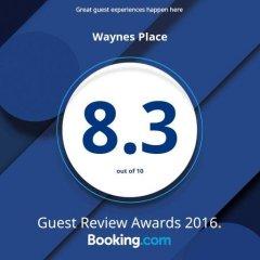 Отель Waynes Place Великобритания, Кемптаун - отзывы, цены и фото номеров - забронировать отель Waynes Place онлайн детские мероприятия