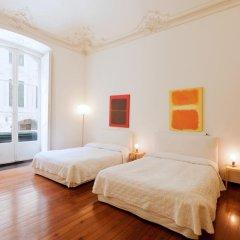 Отель Residenza D'Epoca di Palazzo Cicala 4* Стандартный номер с разными типами кроватей фото 2