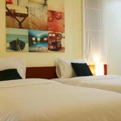 Отель Apo Hotel Таиланд, Краби - отзывы, цены и фото номеров - забронировать отель Apo Hotel онлайн комната для гостей фото 5