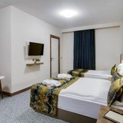 Park Yalcin Hotel 3* Стандартный номер с двуспальной кроватью фото 2