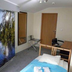 Отель Lódzki Palacyk 3* Стандартный номер с различными типами кроватей фото 7
