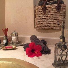Отель Riad Marhaba Марокко, Рабат - отзывы, цены и фото номеров - забронировать отель Riad Marhaba онлайн ванная