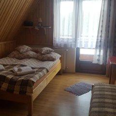 Отель Leśne Zacisze Мурзасихле комната для гостей фото 3