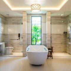 Отель Salinda Resort Phu Quoc Island 5* Номер Делюкс с различными типами кроватей фото 2