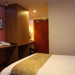 New Oceans Hotel 3* Улучшенный номер с различными типами кроватей фото 4