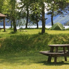 Отель Odda Camping фото 3