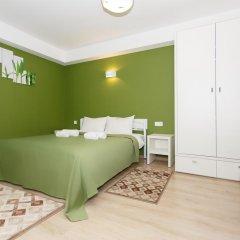Бассейная Апарт Отель Стандартный номер с двуспальной кроватью фото 14