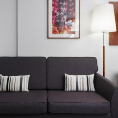 Club Quarters Gracechurch Hotel 4* Стандартный номер с различными типами кроватей
