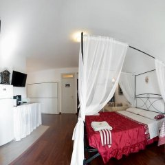 Отель Ostia Holiday Италия, Лидо-ди-Остия - отзывы, цены и фото номеров - забронировать отель Ostia Holiday онлайн комната для гостей фото 4