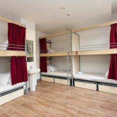 St Christopher's Inn Gare Du Nord - Hostel Кровать в общем номере с двухъярусной кроватью фото 8