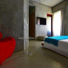 Palazzo Segreti Hotel 4* Улучшенный номер с различными типами кроватей фото 7