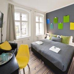Old Town Hotel 3* Стандартный номер с различными типами кроватей фото 2