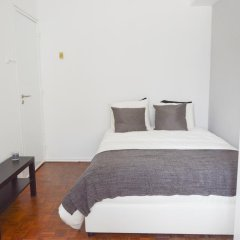 Отель 4U Lisbon Guest House Стандартный номер с различными типами кроватей фото 7