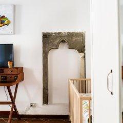 Отель Casa di Campo de' Fiori Апартаменты с различными типами кроватей фото 7
