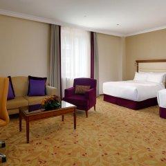 Гостиница Марриотт Москва Ройал Аврора 5* Улучшенный номер с разными типами кроватей фото 6