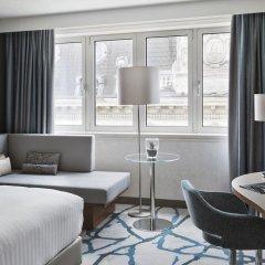 Vienna Marriott Hotel 5* Стандартный номер с различными типами кроватей фото 7