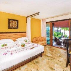 Отель Andaman White Beach Resort 4* Вилла с различными типами кроватей фото 3
