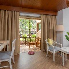 Отель Best Western Premier Bangtao Beach Resort & Spa 4* Номер Делюкс двуспальная кровать фото 3
