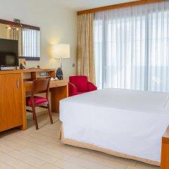 Hotel AR Diamante Beach Spa 4* Улучшенный номер с различными типами кроватей фото 3