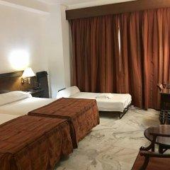 Turia Hotel 4* Стандартный номер с различными типами кроватей фото 14