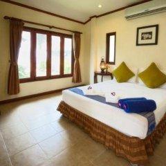 Отель Am Samui Resort 3* Коттедж с различными типами кроватей фото 6