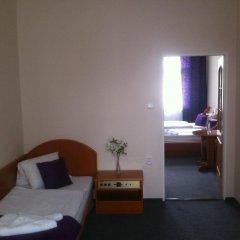 Hotel GEO 3* Стандартный номер с различными типами кроватей фото 5