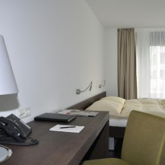 City West Hotel & Restaurant 4* Номер Комфорт с различными типами кроватей фото 6
