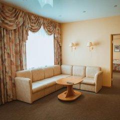 Гостиница Венец Ульяновск комната для гостей фото 3