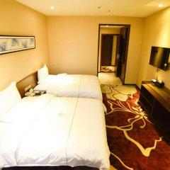 Отель Insail Hotels Railway Station Guangzhou 3* Номер Делюкс с различными типами кроватей фото 2