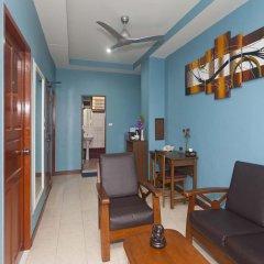 Pattaya Garden Apartments Boutique Hotel комната для гостей фото 4
